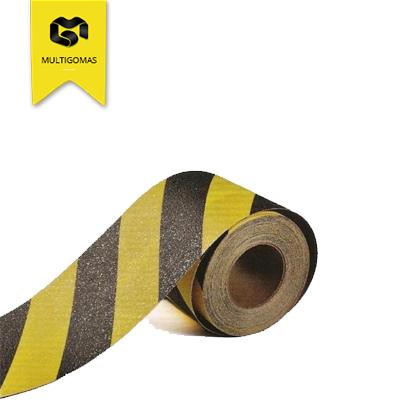 Cinta Antideslizante negro amarillo