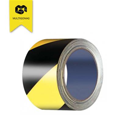 Cinta Demarcatoria Amarillo Negro